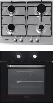 Комплект встраиваемой техники Exiteq EXO-303 + EXH-308