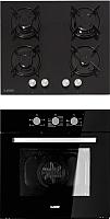 Комплект встраиваемой техники Exiteq F41MR + EXH-306 -