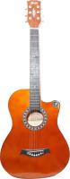 Акустическая гитара Jervis JG-38C/WA (бордовый) -