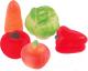 Набор игрушечных продуктов Огонек Овощи для супа / С-1373 -