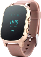 Умные часы детские Wonlex GW700/T58 (золото) -