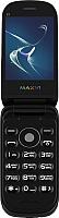 Мобильный телефон Maxvi E3 Radiance (черный) -