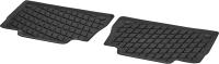 Комплект ковриков для авто Mercedes-Benz A16768069069G33 (2шт, задние) -