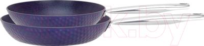 Фото - Набор сковородок Galaxy GL 9801 набор из 3 х мини сковородок