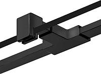 Крепления для душевой стенки New Trendy New Renoma/New Soleo PP-0010 (черный) -