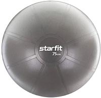 Фитбол гладкий Starfit Pro GB-107 (75см, серый) -