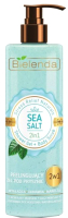 Гель для душа Bielenda Stress Relief Naturals Sea Salt 2 в 1 (410г) -