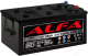 Автомобильный аккумулятор ALFA battery Евро L / AL 140.3 (140 А/ч) -