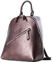 Рюкзак Galanteya 52518 / 9с3998к45 (коричневый металлик) -