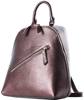 Рюкзак Galanteya 52518 / 9с3998к45 (коричневый металлик)