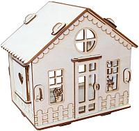 Кукольный домик Paremo Я дизайнер. Дачный домик / PE120-09 -