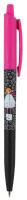 Ручка шариковая Bruno Visconti HappyClick. Девочка с собачкой 0.5мм (20-0241-08) -