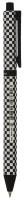 Ручка шариковая Bruno Visconti ArtClick. Шашечки 0.5мм (20-0281/04) -