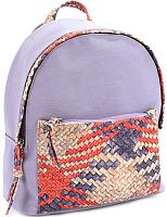 Рюкзак Galanteya 50016 / 7с819к45 (сиреневый/цветной) -