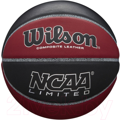 Баскетбольный мяч Wilson NCAA Limited / WTB06589XB07