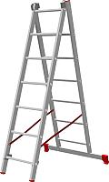 Лестница секционная Новая Высота NV 222 / 2220208 -