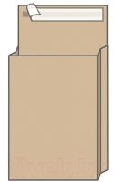 Конверт для цифровой печати Multilabel С4 / 381227.25 (25шт, крафт коричневый) -