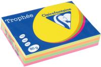 Бумага Trophee A4 80г/м 500л / 1705SC (mix fluo) -