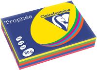 Бумага Trophee A4 80г/м 500л / 1704SC (mix intensive) -