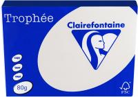 Бумага Trophee A4 80г/м 500л / 1788 (жемчужно-серый) -