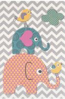 Ковер Sintelon Pastel Kids 48SVS / 332026003 (160x230) -