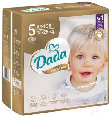 Подгузники детские Dada Extra Care Junior 5 (28шт)