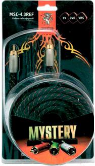 Кабель Mystery MSC-4.0REF