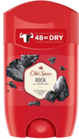 Антиперспирант-стик Old Spice Rock With Charcoal (50мл) -
