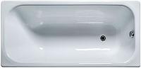 Ванна чугунная Универсал Ностальжи-У 140x70 (1 сорт, с ножками) -
