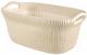 Корзина Curver Knit Laundry 03677-X64-00 / 228393 (белый) -