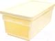 Ящик для хранения BranQ BQ2590СЛК (слоновая кость) -