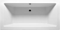 Ванна акриловая Riho Lugo 170x75 / BT01005 (с каркасом) -