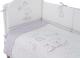 Комплект постельный в кроватку Incanto Pio Pio (7 предметов) -