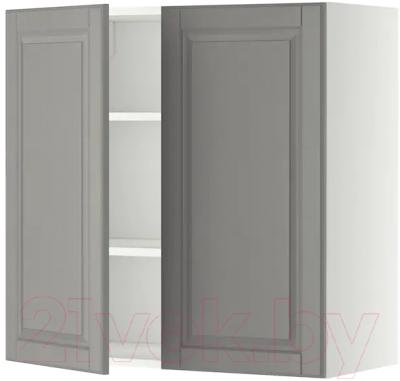 Шкаф навесной для кухни Ikea Метод 592.276.62