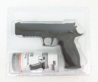 Пистолет пневматический SIG Sauer X-Five / P226-X5-177-BLK
