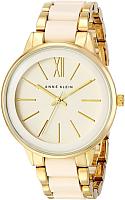 Часы наручные женские Anne Klein AK/1412IVGB -