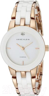 Часы наручные женские Anne Klein AK/1610WTRG женские часы anne klein 3754mplg