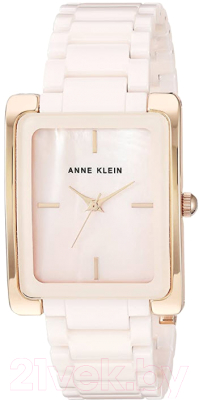 Часы наручные женские Anne Klein AK/2952LPRG женские часы anne klein 3754mplg