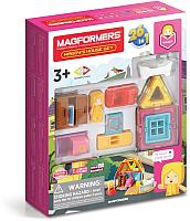 Конструктор магнитный Magformers Maggy's House Set / 705009 -