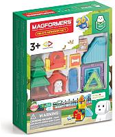 Конструктор магнитный Magformers Milo's Mansion Set / 705011 -