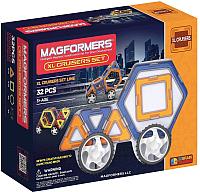 Конструктор магнитный Magformers XL Cruiser Set 32 / 706001 -
