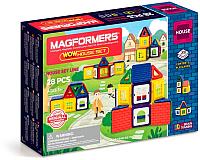 Конструктор магнитный Magformers WOW House Set 28 / 705007 -