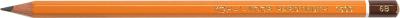 Простой карандаш, 2 шт. Koh-i-Noor 1500/6В