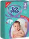 Подгузники детские Evy Baby Midi (68шт) -