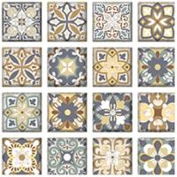 Вставка Керамин Сиена 3Д (98x98) -