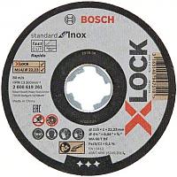 Набор отрезных дисков Bosch X-lock 2.608.619.266 -
