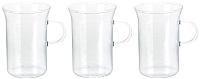 Набор для чая/кофе Excellent Houseware DR4000100 (3шт) -