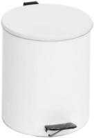 Мусорное ведро Титан Мета 15л (белый) -