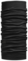 Бафф Buff Lightweight Merino Wool Solid Black (100637.00) -
