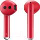 Беспроводные наушники Huawei FreeBuds 3 / CM-SHK00 (красный) -